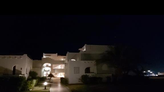 Hotel nocą