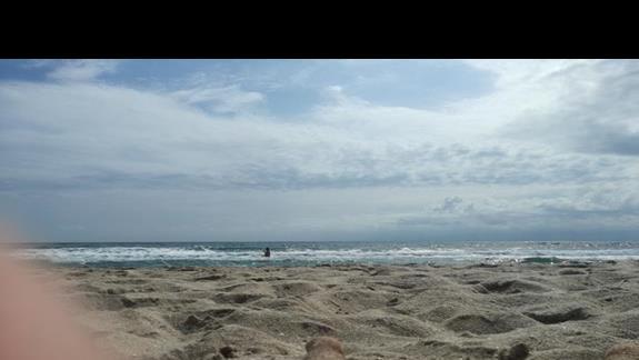 Plaża piaszczysta