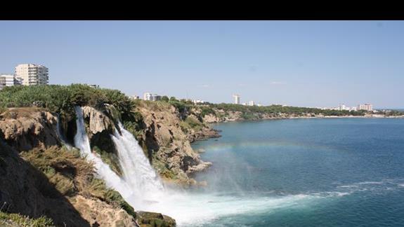 Antalya - Wodospad Arbuzowy
