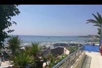 Hotel Aska Just in Beach - basen mniejszy