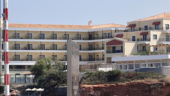 Widok hotelu