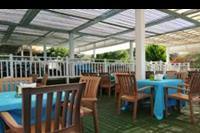 Hotel Club Side Coast - Taras bar przy plaży