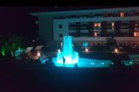 Hotel Fame Residence Goynuk - Widok z pokoju wieczorem