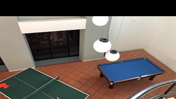 stoły do ping ponga i bilarda