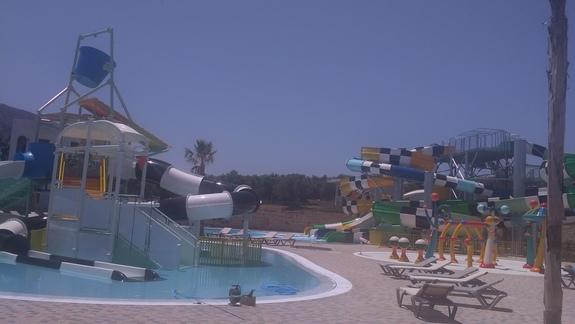 Otwarty na sezon 2019 aquapark