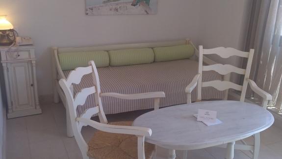 salon w pokoju rodzinnym 1 bedroom dla max. 4 os