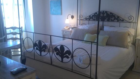 Sypialnia w pokoju rodzinnym 1 bedroom dla max. 4 os