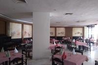 Hotel Apollonia Beach - Restauracja w środku budynku