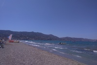 Hotel Apollonia Beach - Plaża