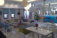 Hotel Kyknos Beach - Główny hol