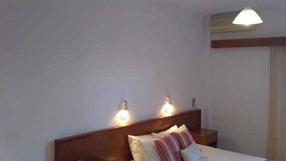 Pokój dwuosobowy w starej części hotelu