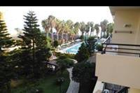 Hotel Meryan - widok  z  balkonu :)