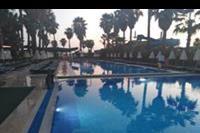Hotel Meryan - basen :)