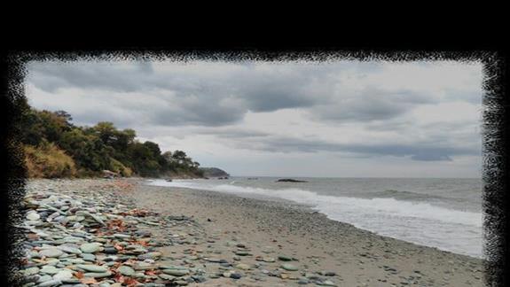 Jedna z plaż w Kokkino