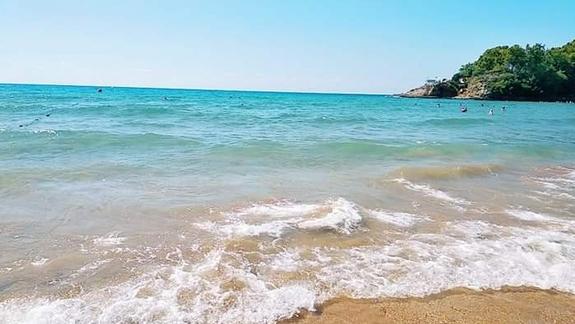 Plaża ok. 400m