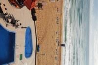 Hotel Obzor Beach Resort - Nasz widok z balkonu :)