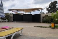 Hotel Miarosa Konakli Garden - scena na której odbywaly sie atrakcje