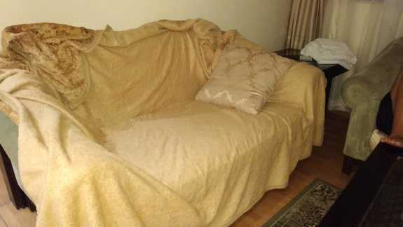 Tak wygląda łóżko z opłaconą dostawką