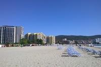 Hotel Ivana Palace - na plaży
