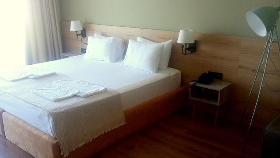 Pokój rodzinny w hotelu Eter