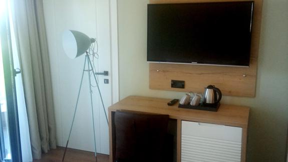 Pokój standardowy w hotelu Eter