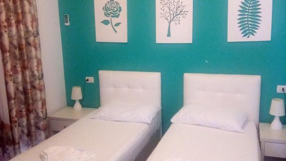 Pokój rodzinny w hotelu Diamma Resort