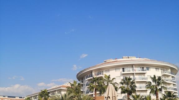 Piękny hotel