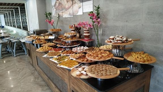 słodki bufet :)