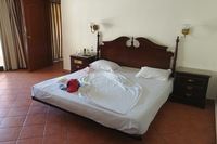 Hotel Ali Baba Palace - Nasz pokój widac przejscie do dzieci pokoju
