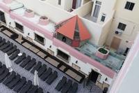Hotel Santa Maria - Widok z balkonu
