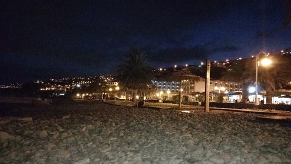 Santa cruz - widok z promenady