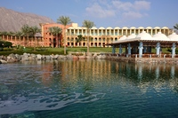 Hotel Strand Taba Heights Resort - Widok z plazy