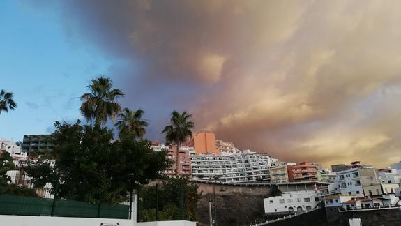 W Puerto de Santiago jest naprawdę pięknie :-)