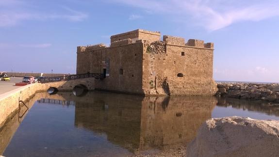 Zamek w Pafos