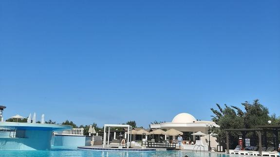Najwiekszy basen hotelowy