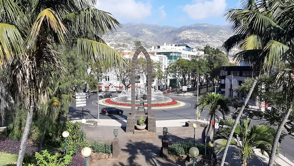 Historyczne centrum Funchal