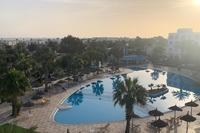 Hotel Sidi Mansour - widok z okna