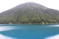 Hotel Blu Senales - widok na jezioro