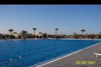 Hotel Desert Rose Resort - jeden z basenów