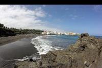 Puerto de la Cruz - Plaża przy Loro Park