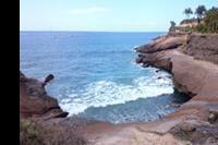 Costa Adeje - Zatoczka pomiędzy Playa De Fanabe a Playa El Duque