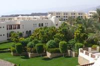 Hotel Taba Paradise Resort - Ogród na pustyni