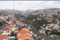Funchal - kolejka linowa