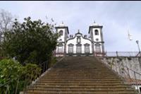 Funchal - kosciół na wzgórzu Monte