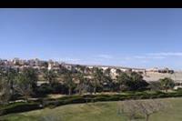 Marsa Alam - widok z dachu hotelu