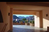 Hotel Sol Y Mar Sea Star - WIDOK Z DZIEDZINCA HOTELOWEGO