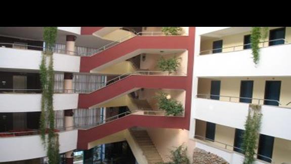 wnetrze hotelu