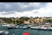 Antalya - Widok z tarasu Stare miasto Antalya