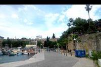 Antalya - Port na starym mieście Antalya
