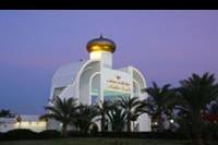 Hotel Aladdin Beach - Wjazd Aladdin Beach